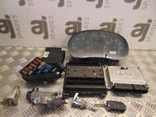 VW POLO 9N 1.9 TDI 2002 ECU KIT 038906019JK (COLLECTION ONLY)