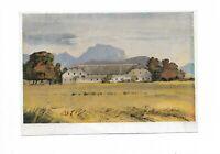 AK, Künstlerkarte von  A. V. Mandelsloh, Traunstein bei Laakirchen, Bauernhaus