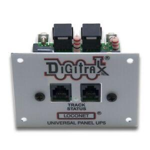 Digitrax  UP5 LocoNet Universal Interconnect Panel  Bob The Train Guy