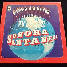 Latin Lp: La Institution De America La Sonora Santanera De Carlos Colorado 1982