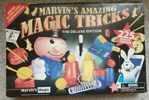 Marvin's Magic Amazing Magic The Deluxe Edition 200 Trick Set