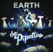 The Pipettes - Earth Vs The Pipettes [New CD] Digipack Packaging