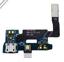 Flex Flat Connettore di Ricarica USB per Samsung Galaxy Note 2 N7100