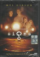 Signs (2002) DVD