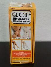 2x QCI Clean and Clear Knuckle Cream