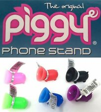 The Original Piggy Cell Phone Stand For Android and iPhone Universal Suction!
