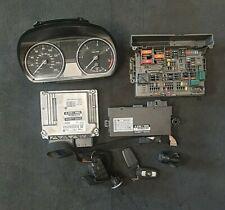 BMW 1 3 Series E81 E87 E90 E91 CAS3 120d 320d N47 ECU KIT, DDE 7811700 9147220