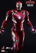 Marvel Iron Man Mark 46 Hot Toys PPS003 Sideshow Captain America guerre civile Power