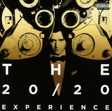 Justin Timberlake - The 20/20 Experience, 1 Audio-CD (Deluxe Edition)