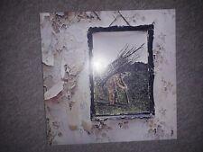 Led Zeppelin – Untitled 4 Four IV - Vinyl LP Album Record