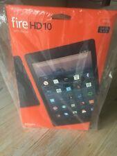 Amazon Fire HD 10 Tablet with Alexa - 64GB, Black