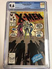 Uncanny X-men (1989) # 244 (CGC 9.6 WP) 1st App Jubileo