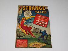 Strange Tales #112 Sept. 1963! Kirby Art! 1st Eel. Human Torch. FF appear