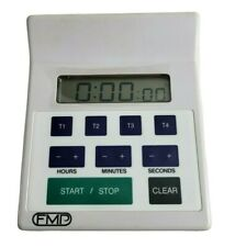 Digital Timer FMP 151-7500 Water resistant With Instructions and Battery