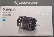 HOBBYWING XERUN  SENSORED V10 G3 BRUSHLESS MODIFIED.RACE MOTOR 6.5T