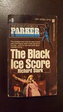 "Richard Stark, ""Black Ice Score,"" 1973, Berkley Medallion 0256, VG, 1st thus"