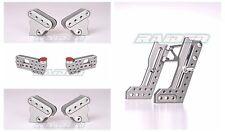 Axial Wraith 90020 90018 90031 90045 90056 Aluminum Dual Damper Shock Mount Set
