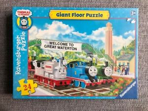 Thomas and Friends Giant Floor Puzzle *sealed never used* Age 3+ | 24 pieces