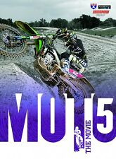 MOTO THE MOVIE 5 - With A Cast Of All The Champions - MX DVD