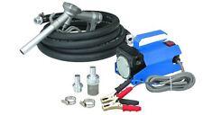 12 Volt Diesel Transfer Pump Low Viscosity Oil Fill Empty Engine Motor Tank Shop
