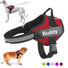 More details for dog pet harness no pull adjustable reflective breathable puppy vest padded uk
