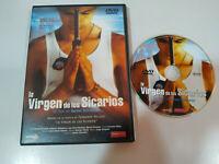 La Virgen de Los Sicarios Barbet Schroeder - DVD Español - AM