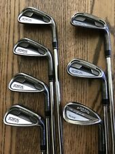 Adams Idea Pro A12 Forged Iron Set 5-PW, Puglielli GW w/ Nippon Modus3 120 Stiff