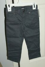 Oshkosh Toddler Boy 3T Gray Corduroy Pants  - NEW!
