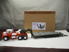 ASAM Widebed Lowloader Trailer Road Matt Green ONLY  1/48 *Tractor NOT Included*