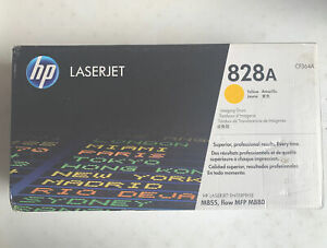 NEW in Box • Genuine Name Brand HP CF364A • 828A • Yellow Drum Unit 30k • Retail