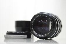 [SOLD AS IS] Leica Leitz Wetzlar TELE-ELMAR 135mm f/4 f4 lens from Japan