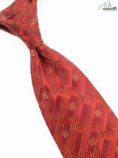 Cravatte da uomo Ermenegildo Zegna marrone