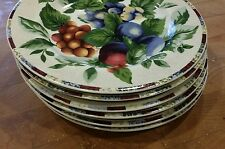 Set of 6 New Sakura Sonoma Bread Plates