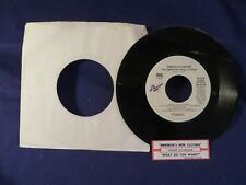 SINEAD O'CONNOR What Do You Want/Emporers New Clothes45 Record CHRYSALIS RECORDS