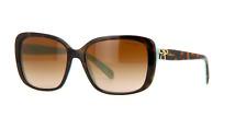102 Tiffany & Co. TF 4092 8134/3B Havana Brown Gradient Sunglasses 56*16*135