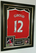 LUXURY FOOTBALL SHIRT FRAMING   **  We frame your shirt for you  **  80cm x 60xm
