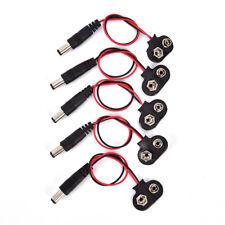 Montage Pcb Batterie Support 6xaa Porte 6 Piles Lr06 Aa Connecteur Dc Arduino Sp