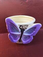 ceramic flower pots planters Succulent Arrangement Echeveria Is Butterfly Design