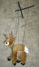 VERY NICE BABY ELK MARRIONETTE PUPPET FROM SUNNY PUPPETS-2005