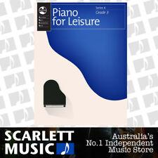 AMEB Piano for Leisure Series 4 - Grade 3 ( Three / Third ) *BRAND NEW*