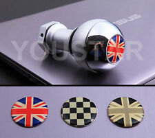 CHROME WEIGHTED SHORT Shifter Manual Gear Knob Shift for MINI R50 R53 R56 SILVER