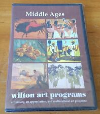 Middle Ages (DVD, Wilton Art Programs) educators video learning lesson NEW