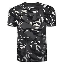Mens Camouflage T Shirts Camo Army Combat Military Hunting Plus Size Tops Vests White Camo 2xl