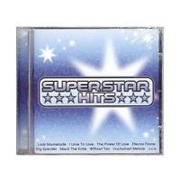 SUPERSTARS HITS -  SONY MUSIC RECORDS SAMPLER - CD - OVP