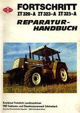 Reparatur Instandsetzung Traktor Schlepper ZT 320 ZT 323 ZT 325 Schönebeck IFA