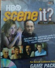 HBO Scene It? DVD Game TVMA New w/ Sopranos, Sex and the City, & More