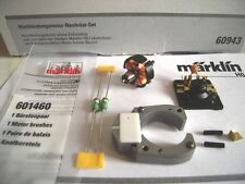 Märklin H0 60943 Hochleistungsmotor Set OVP neu kleiner Scheibenkollektor