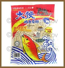 malaysia dahfa dried fish fillet snack slice 150g
