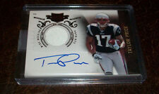 2010 PANINI PLATES & PATCHES TAYLOR PRICE PATRIOTS AUTO/JERSEY RC #'D 195/699