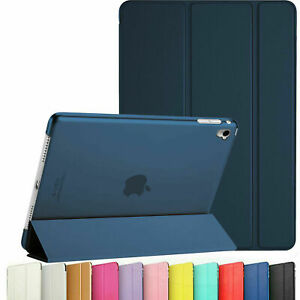 For Apple iPad 9.7 2017/2018 Air 1 2 Slim Smart Magnetic Stand Case Cover